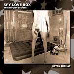 Spy Love Box album cover