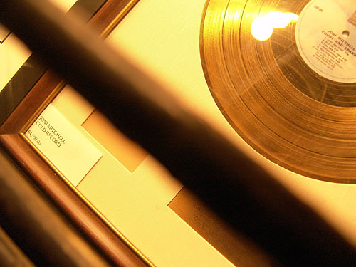 joni gold record