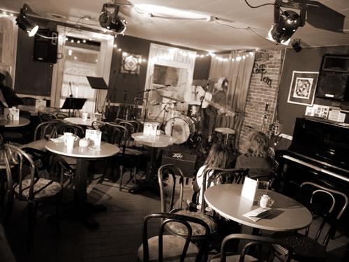 Caffe Lena Localthon