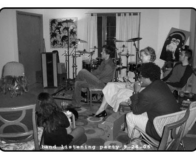 sugarcookie listening party